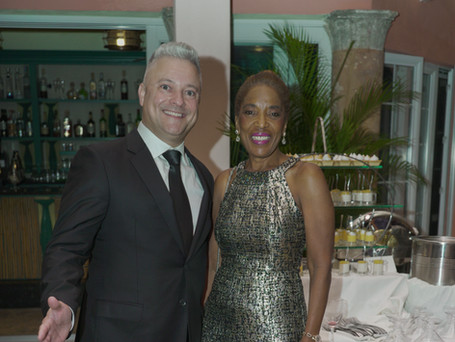 """An evening with """" The First Lady of The Bahamas"""" Mrs. Patricia Minnis"""