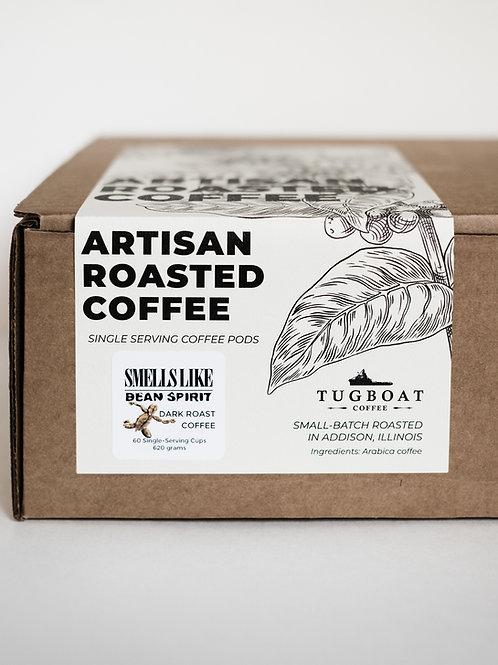Smells Like Bean Spirit - Briefcase 60 Single-Serve Cups
