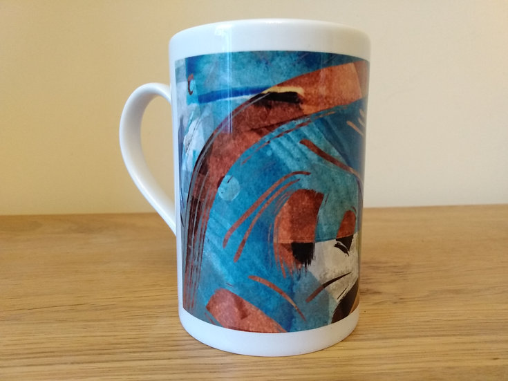 Patterns in Motion Mug Design 2