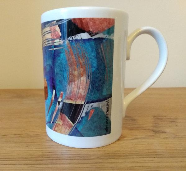 Patterns in Motion Mug Design 1