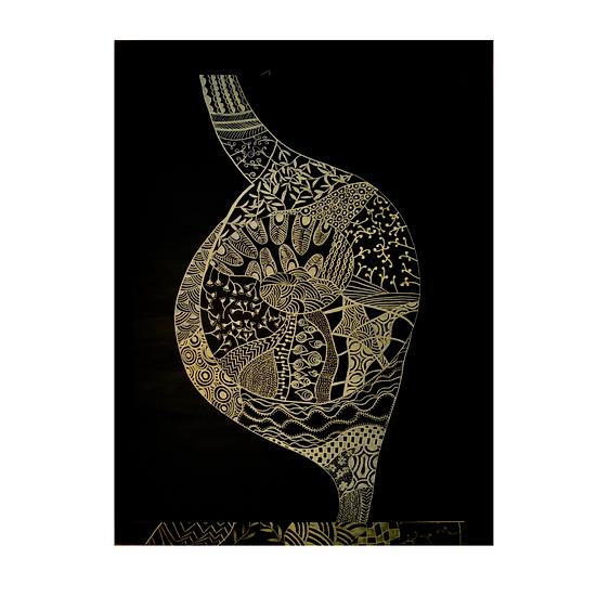 Kuro - A Time for New Beginnings - Original Artwork