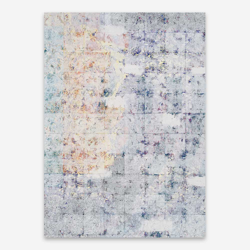 Martin Werthmann, White Tiles IV, 2018