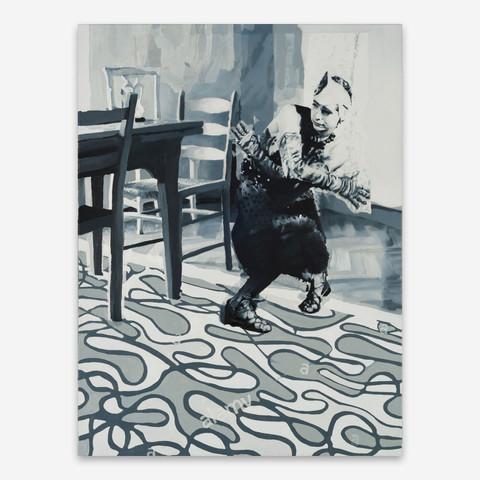 Dance on Hockney, 2017