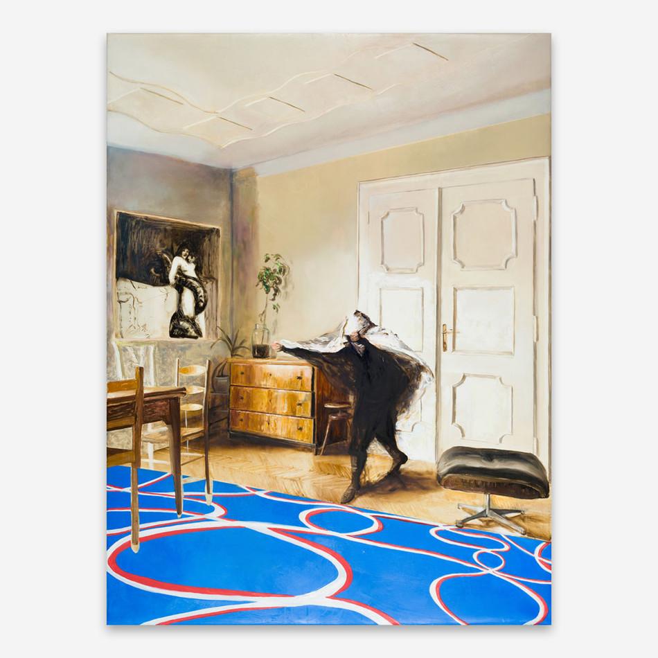 Goya im Wohnzimmer, 2017