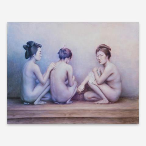 Acryl auf Leinwand / acrylic on canvas