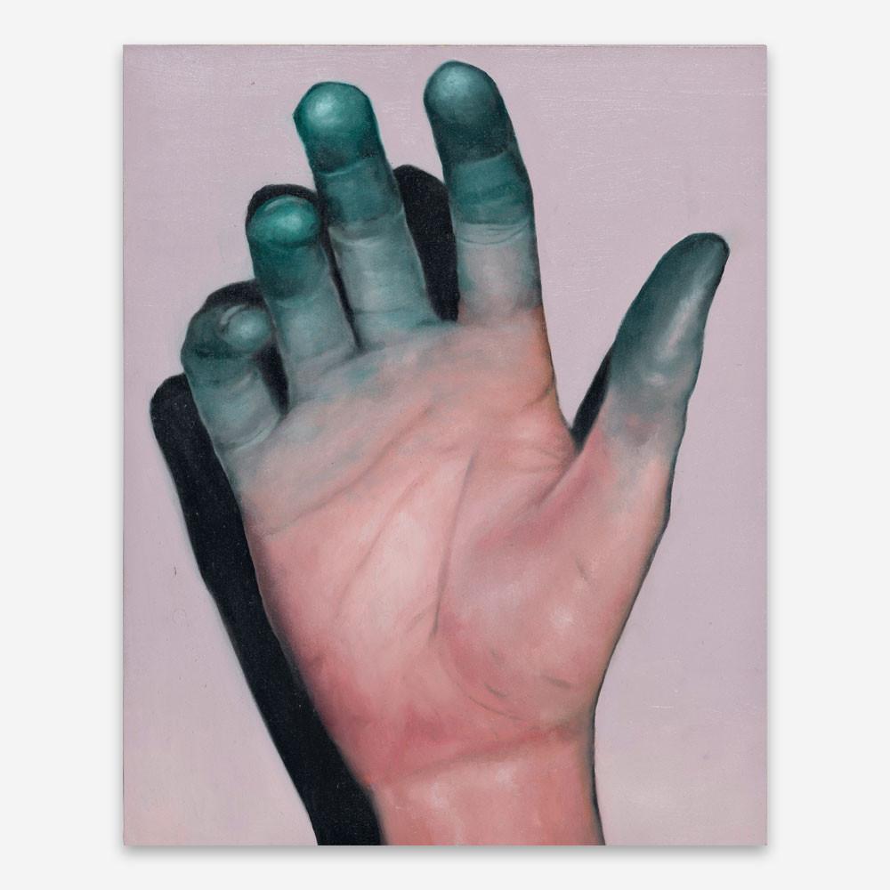 Michael Klipphahn, Hand, 2019