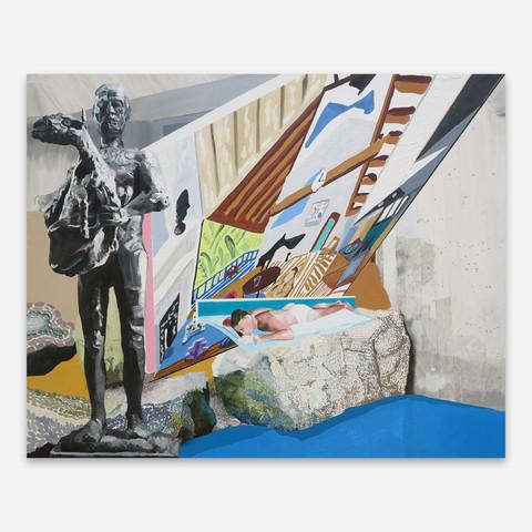 Picasso und Hockney im Zoo, 2018