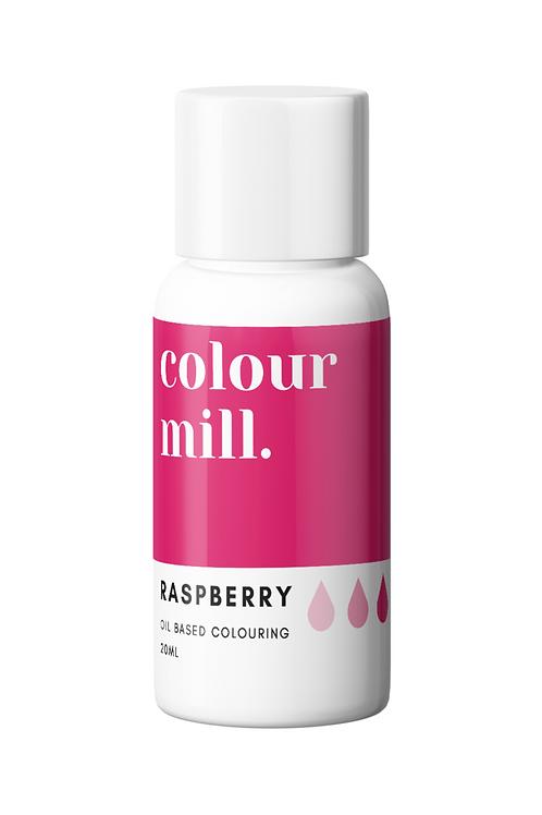 Raspberry Oil Based Food Colouring 20ml