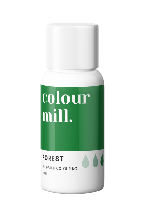 Forest Oil Based Food Colouring 20ml