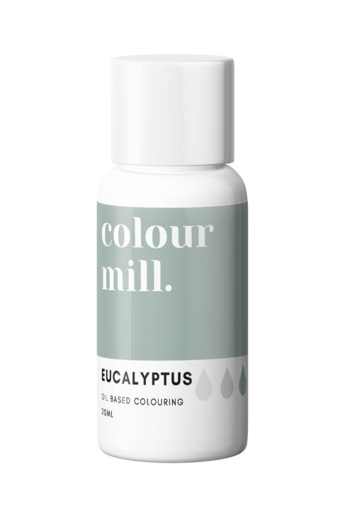 Eucalyptus Oil Based Food Colouring 20ml