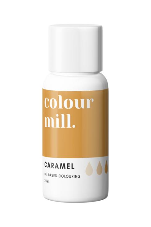 Caramel Oil Based Food Colouring 20ml