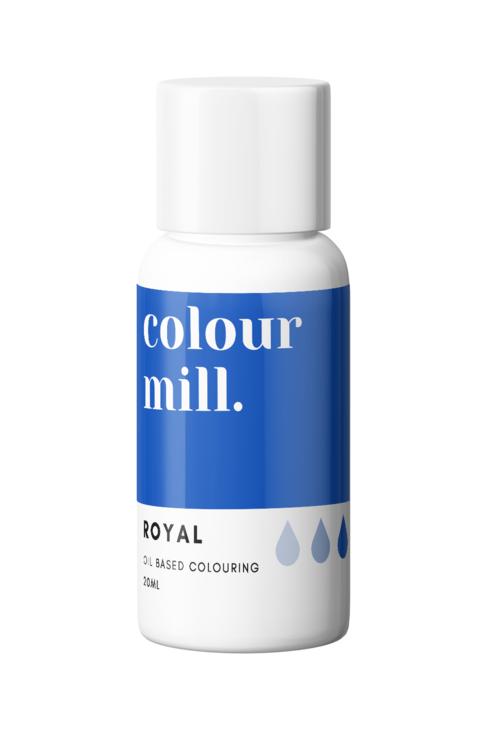 Royal Oil Based Food Colouring 20ml