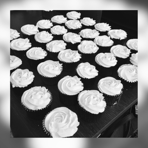 My cupcake army reporting for duty