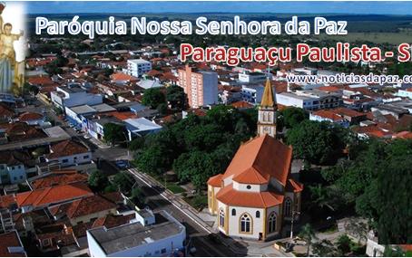Paróquia Nossa Senhora da Paz - Paraguaçu Paulista-SP