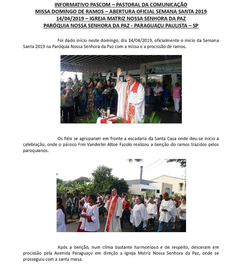 MISSA DE RAMOS  - IGREJA MATRIZ -_page-0