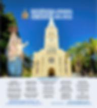 CAPA calendario 2017 PAROQUIA NOSSA SENH