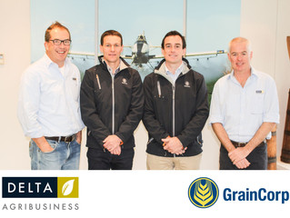 Delta Ag and GrainCorp launch pilot program offering Precision Area based contracts for growers