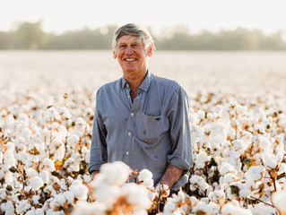 THREADS OF SUCCESS - Geurie farmers in a spin over new cotton crop