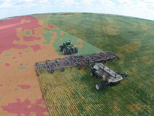 Farmers + Big Data = > Productivity