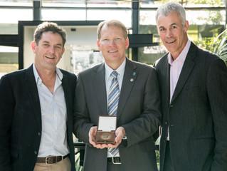 Top honour for leading CSIRO researcher