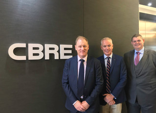 Delta Agribusiness & CBRE announce strategic Alliance agreement