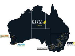 Delta Agribusiness announces expansion into Western Australia.