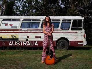 Country girl, country heart  Singer-songwriter Fanny Lumsden