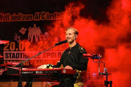 Peter in Flammen!