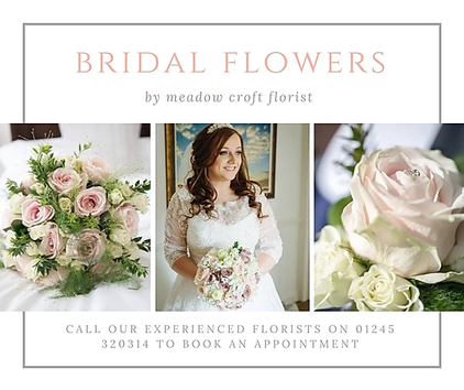 Bridal Flowers Leaflet