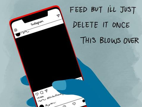Opinion: Social Media Slacktivism