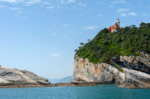 Isola del Tino, Italie