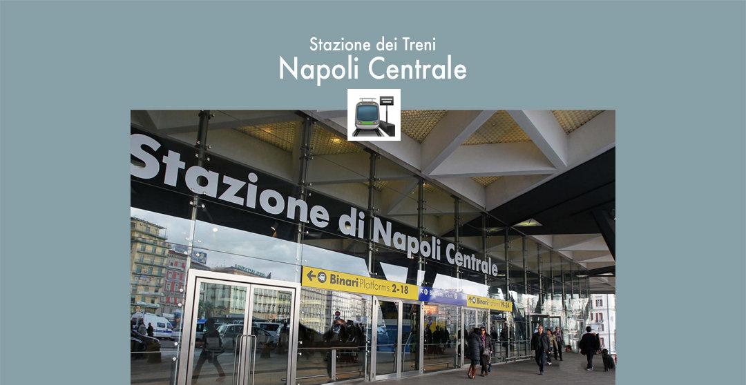 🚗Car Chauffeur:   🚉 Station><Naples