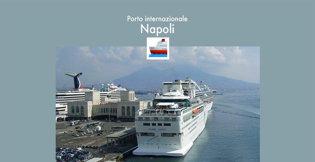 🚗Car Chauffeur:  🚢 Port><Naples