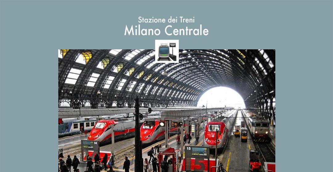 🚗Car Chauffeur:  🚉Station><Milan