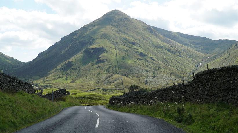 Hartsop Valley, Lake District Road Tour 1