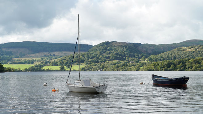 Ullswater, Lake District Road Tour 1
