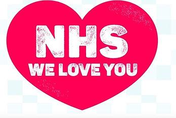 NHS We Love You