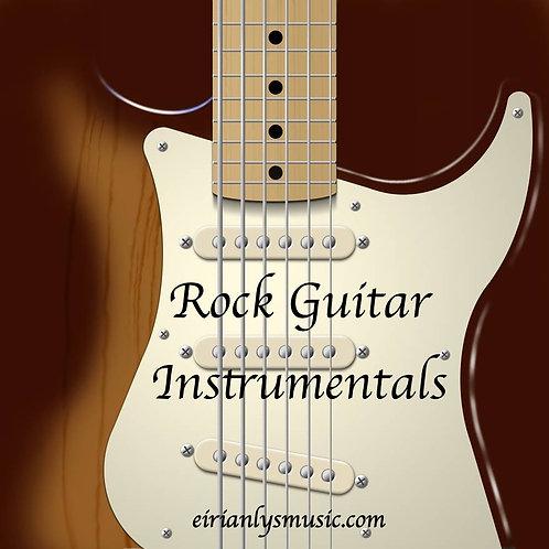 Royalty-Free - Rock Guitar Instrumentals