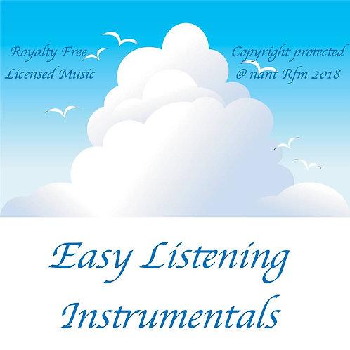 Royalty-Free - Easy Listening Instrumental Set