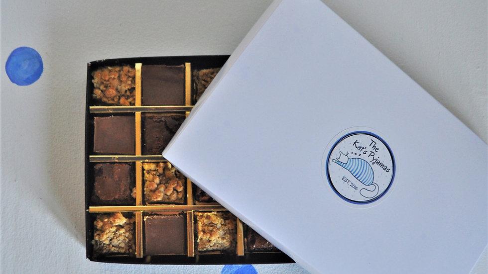 Caramel Lovers Luxury Treat Box of 24 Mini Bites
