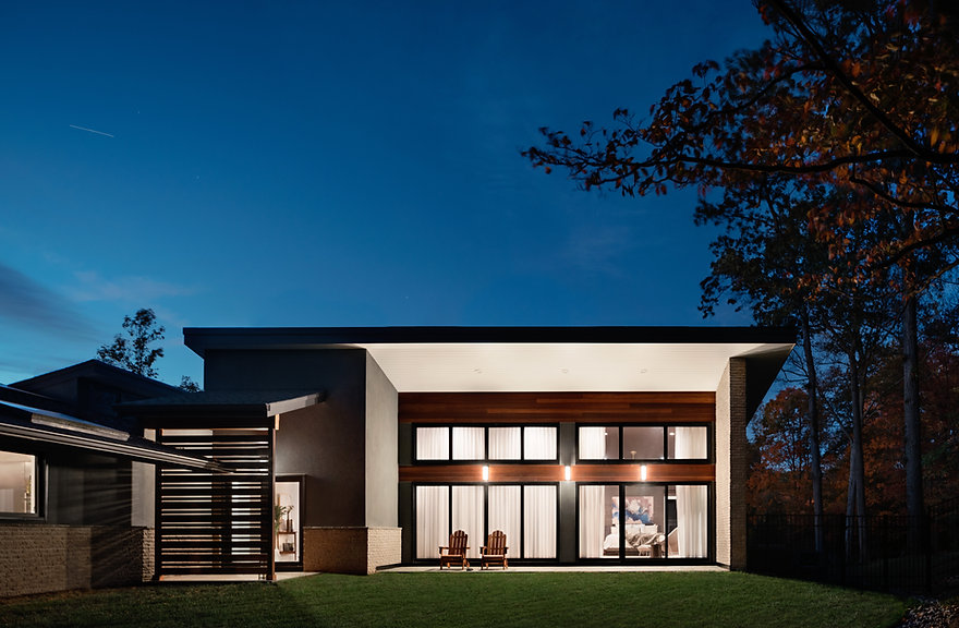 Z+ Architects Wood Road