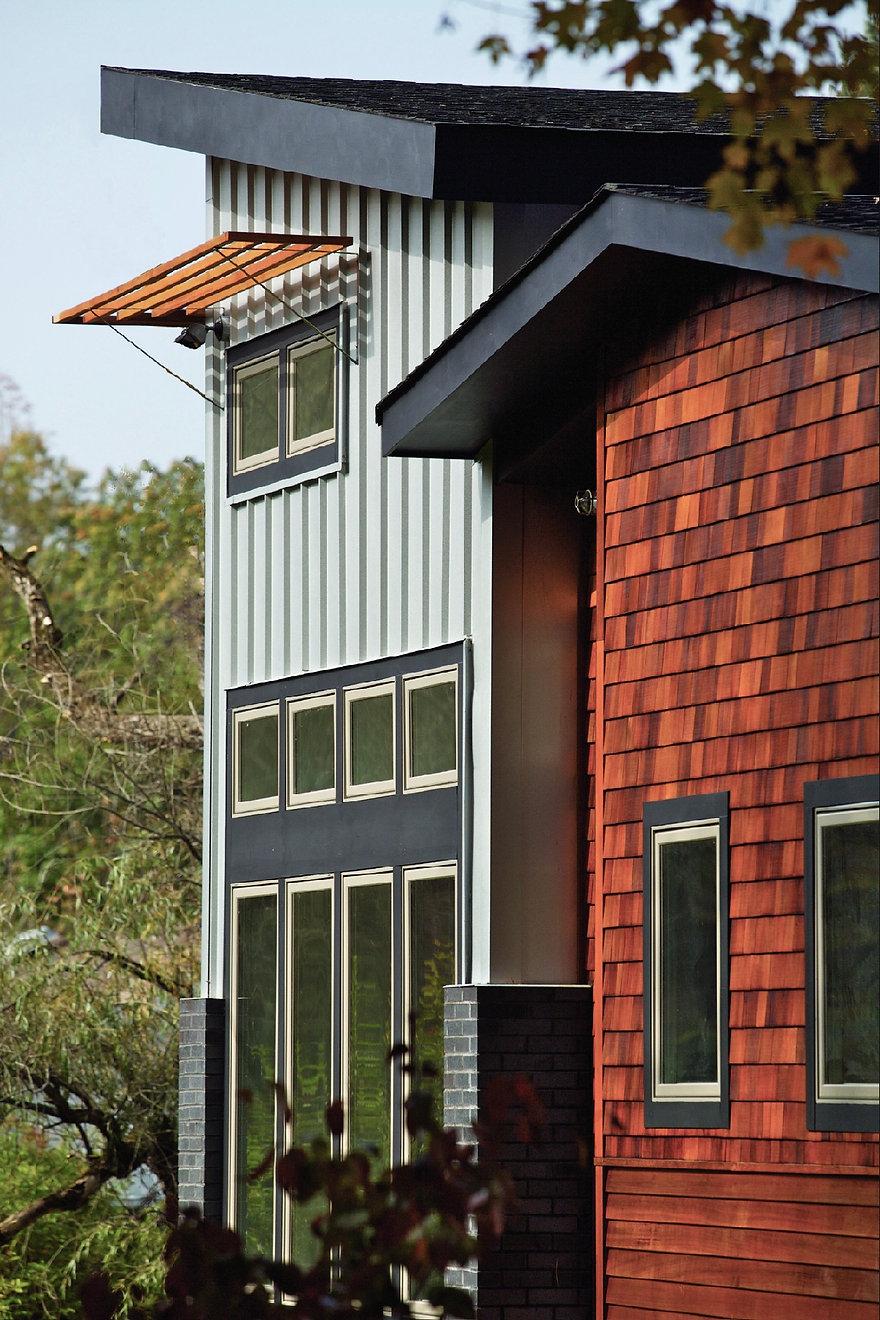 Z+ Architects Forest Residence