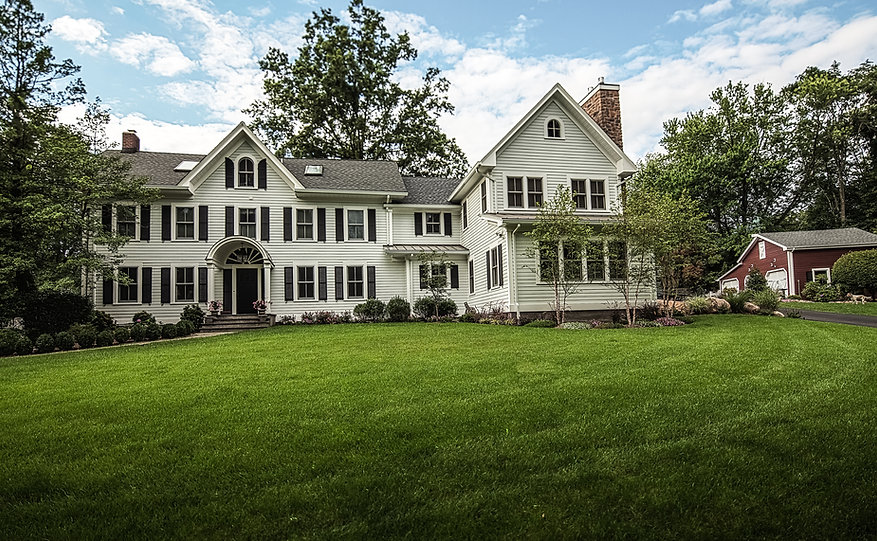 Z+ Architects Historic Farmhouse