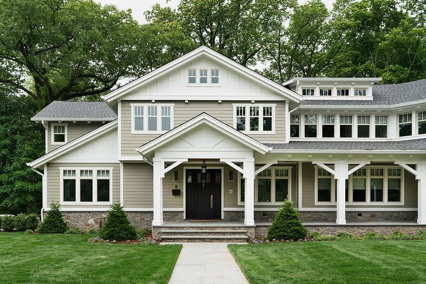 Z+ Architects The Glen House