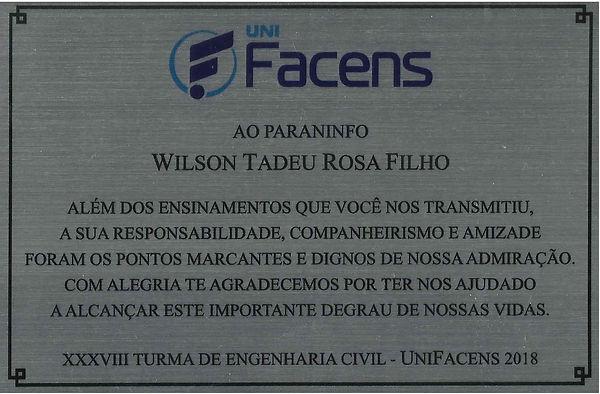 Wilson Tadeu Rosa Filho