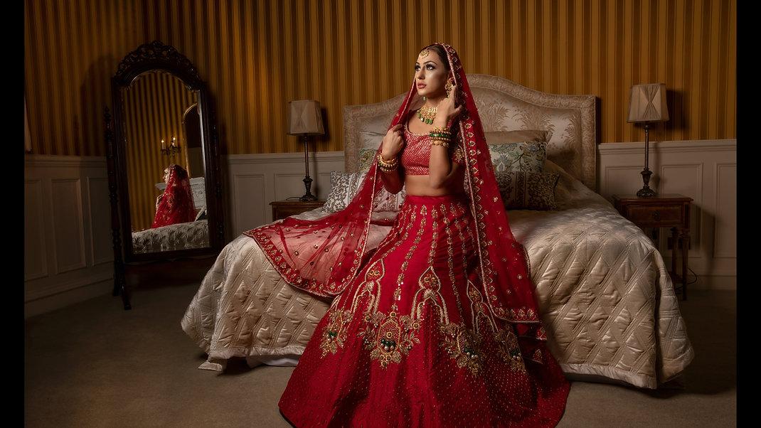 Designer Bridal Lehenga, Bespoke Bridal lengha, Indian Bridal Outfit UK