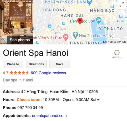 Orient Spa Google My Business.png