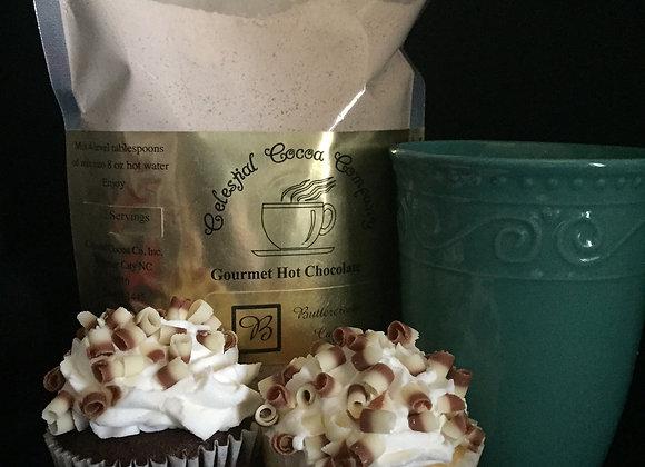 12 Serving Pouch Buttercream Cake
