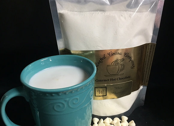 12 Serving Pouch White Chocolate