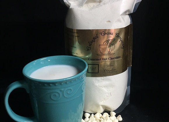 20 Serving Pouch White Chocolate
